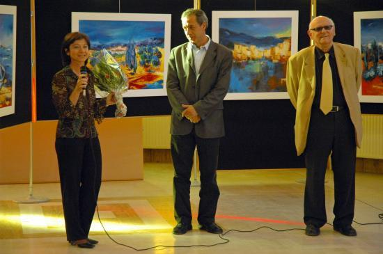 Vernissage juin 2010 - Mairie du 9°