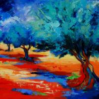 The Olive Trees Dance - available