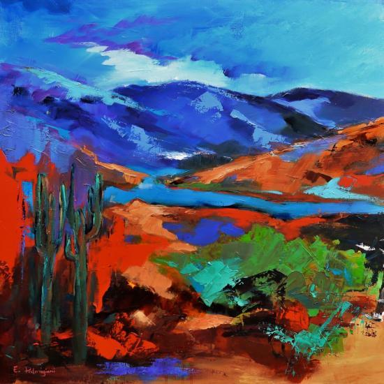 Along the Trail - Arizona